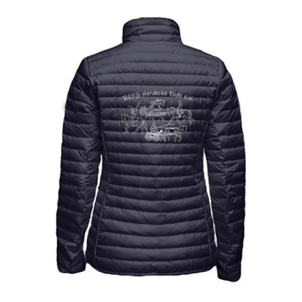 Steppjacke Damen -navy