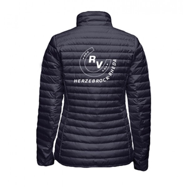 Steppjacke Damen-navy