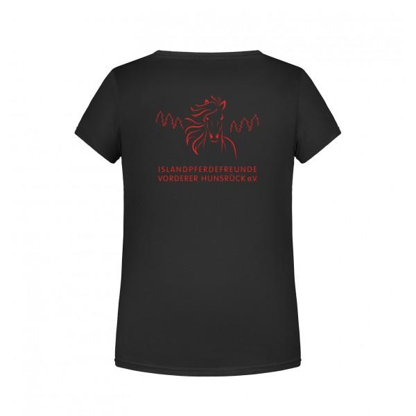 T-Shirt Kinder - black
