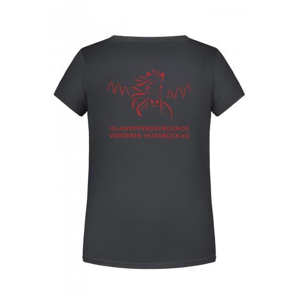 T-Shirt Kinder - graphite