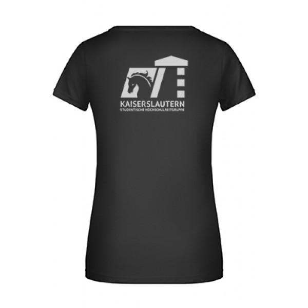 T-Shirt Damen - black