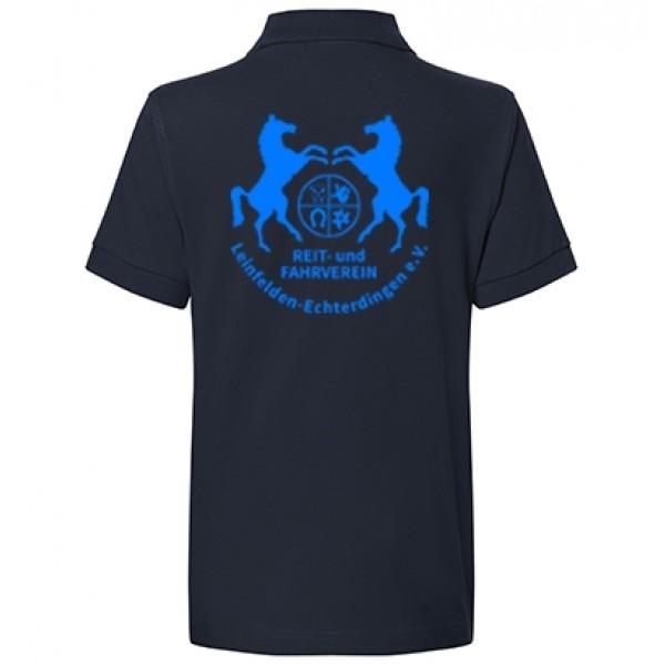 Poloshirt Kinder - navy