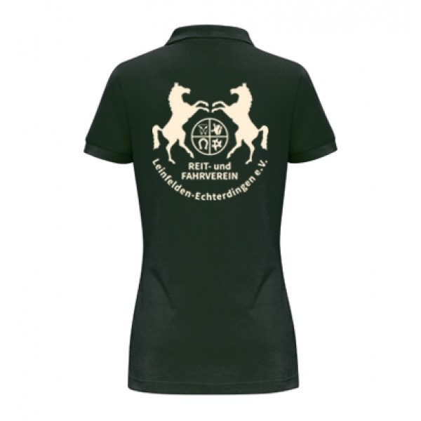 Damen Poloshirt - bottle