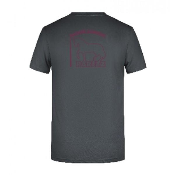 T-Shirt Herren - graphite