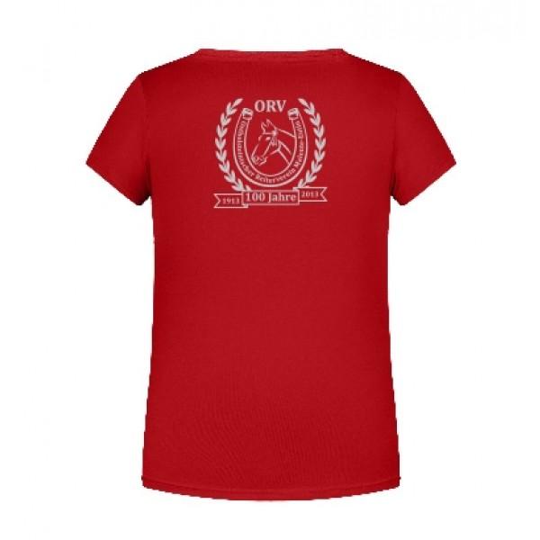 T-Shirt Kinder- rot