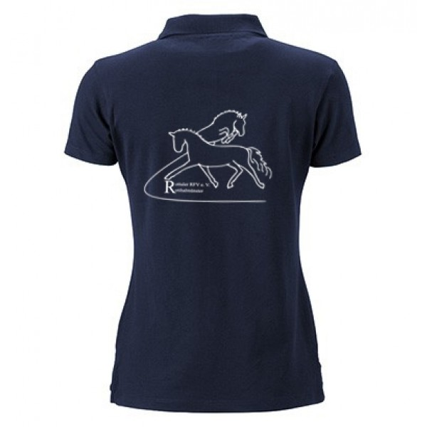 Poloshirt Damen