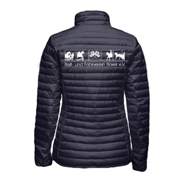 Steppjacke Damen - navy
