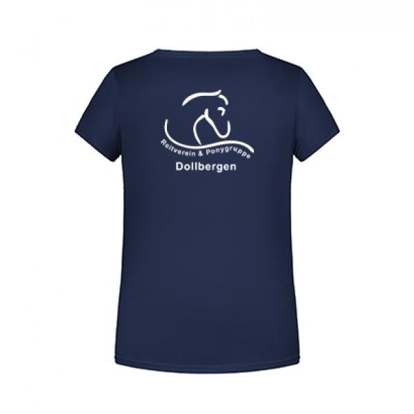 T-Shirt Kinder -navy