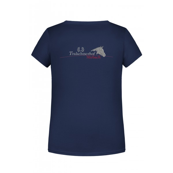 T-Shirt Kinder-navy