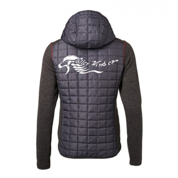 Hybrid Jacke Damen